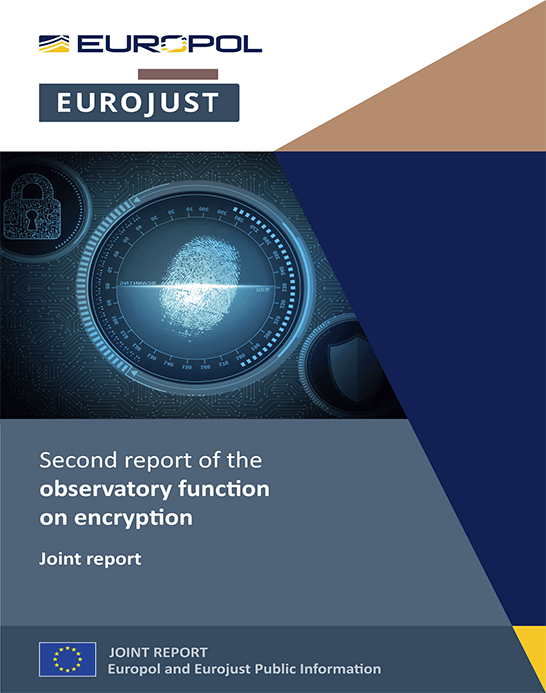 Europol report on encryption